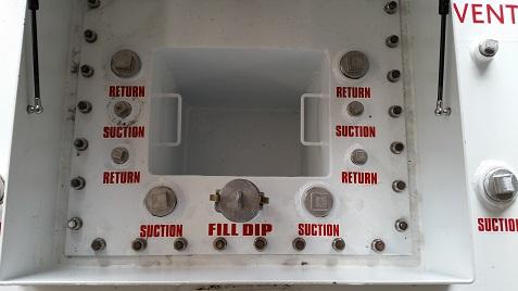 1,000 Litre Self Bunded Fuel Storage Tank | Diesel, Petrol, Oil