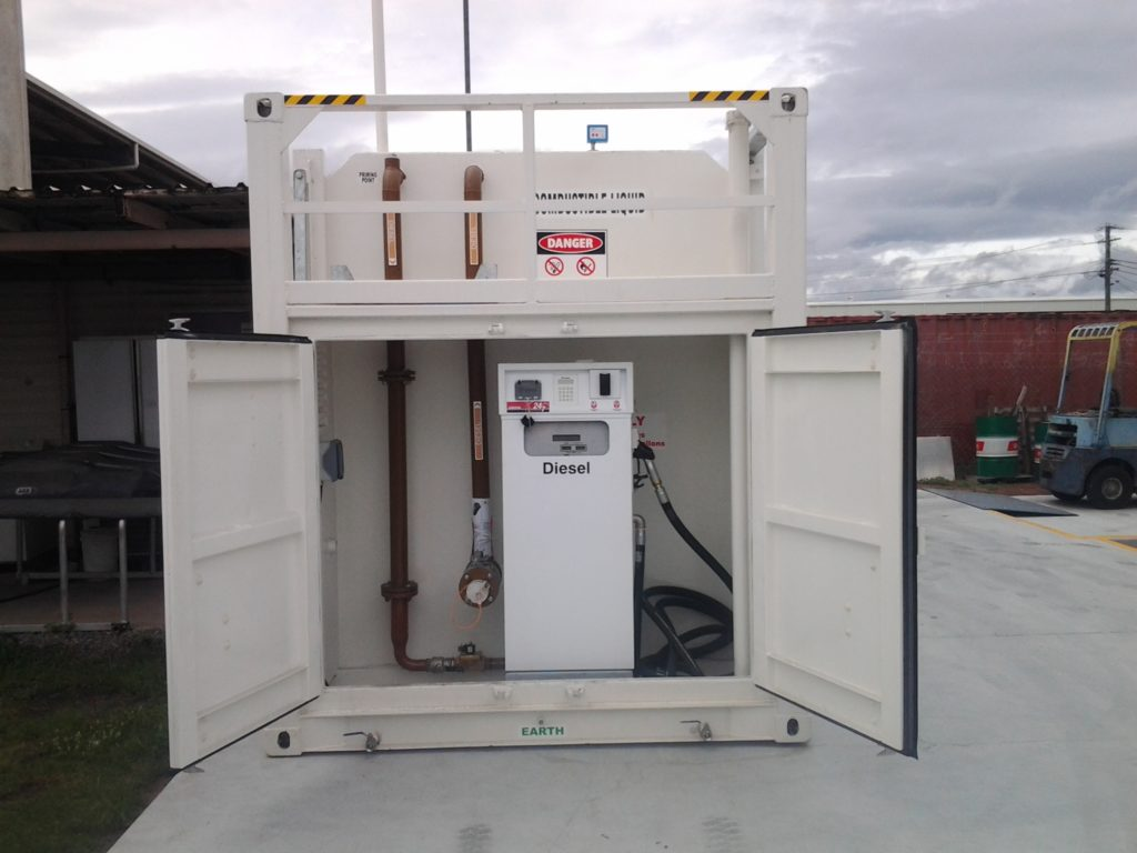 30 000 Litre Portable Self Bunded Fuel Tank Grande 30