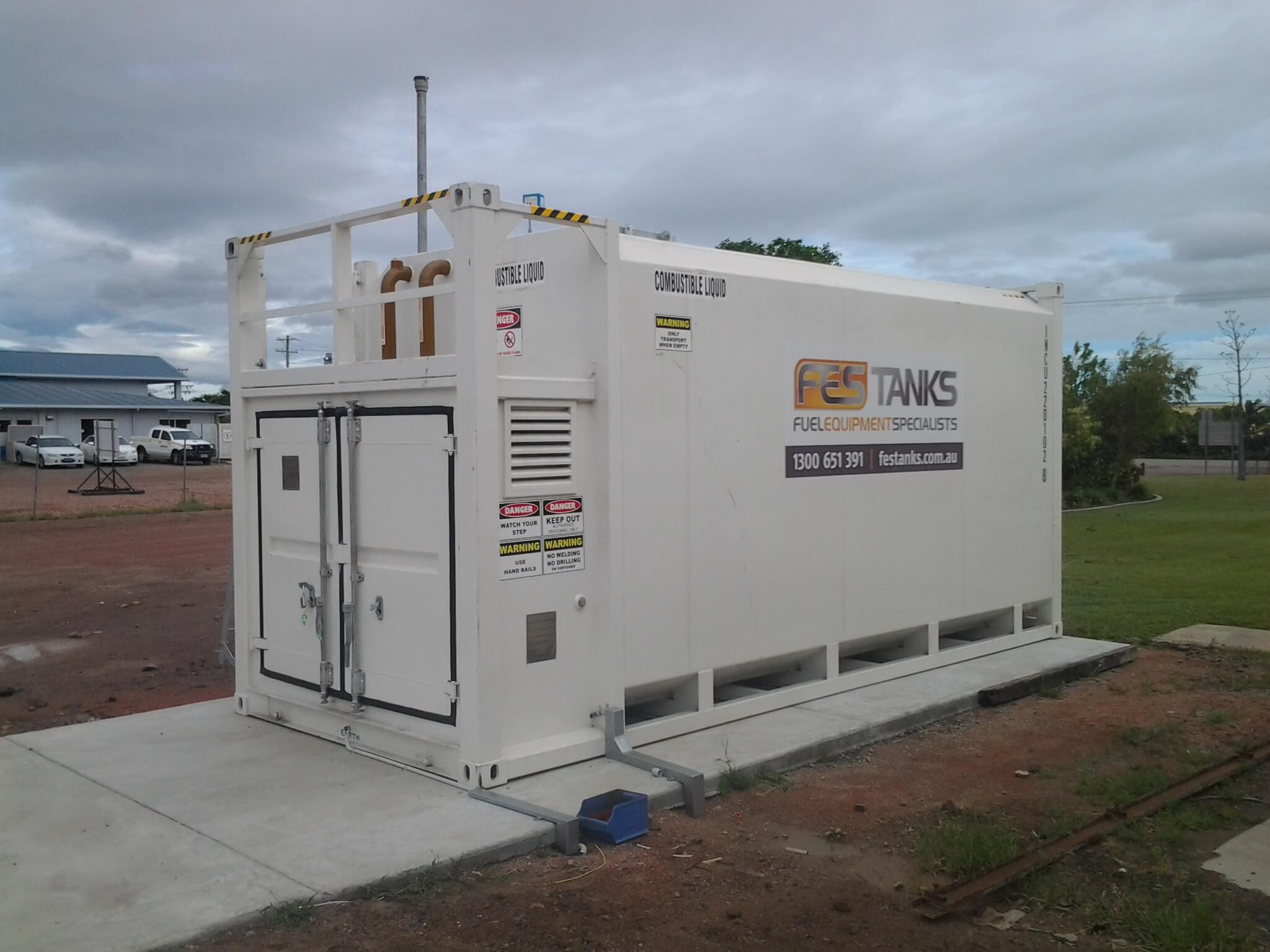 ?Get Pricing Now & Diesel Tanks u0026 Hydrocarbon Storage Tank Manufacturer | FES TANKS