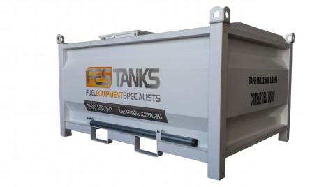 2500l-diesel tank