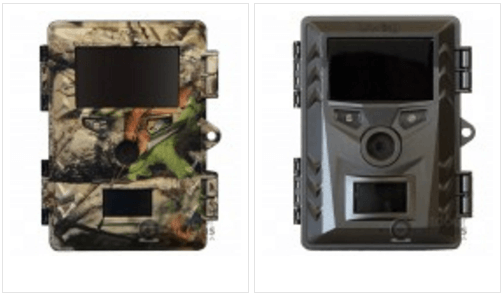 uway-vh200hd security camera, black and camouflaged
