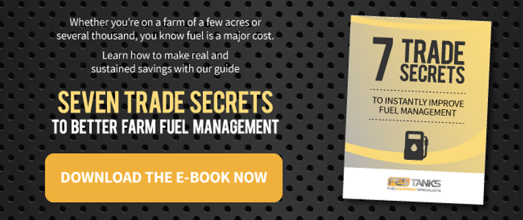 Farm Fuel Tanks - A Guide to Fuel Storage Tanks for Farms