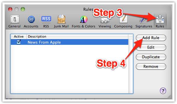 whitelisting emails on mac 2