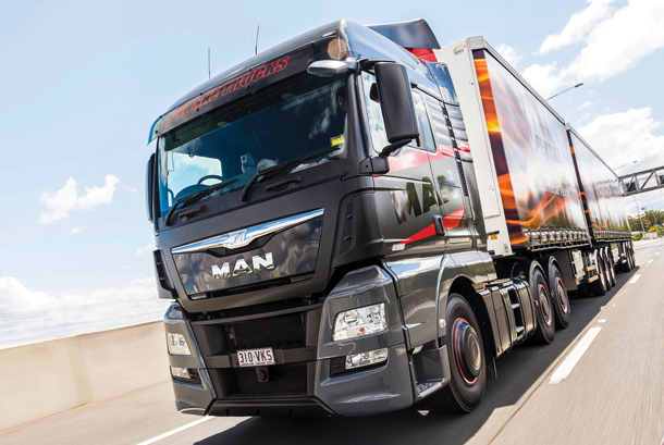 New offerings like the Man TGX D38 are bringing latest fuel efficiency technology to Australian transport fleets.