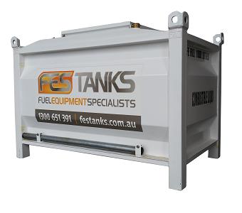 waste oil storage tank - 1000l