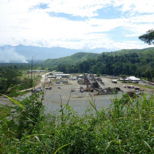 Kainantu gold project