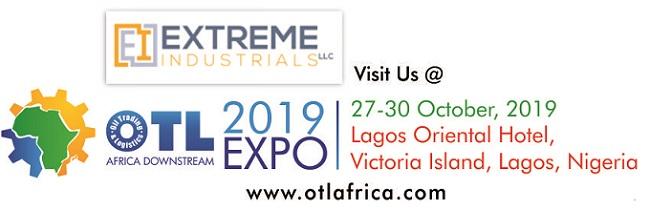 Extreme Industrials OTL Africa Downstream Exhibition information