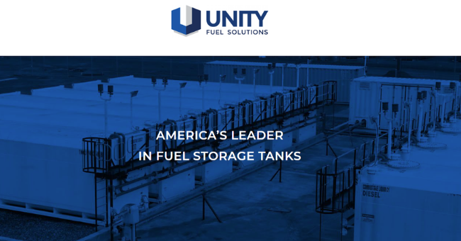 UNITY Fuel Solutions New joint venture -USA-CANADA press realease